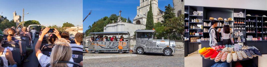 Visite Avignon c'est reparti ! Saison 2018